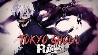 TOKYO GHOUL RAP - Hambre de Humanos | Keyblade | Instrumental |