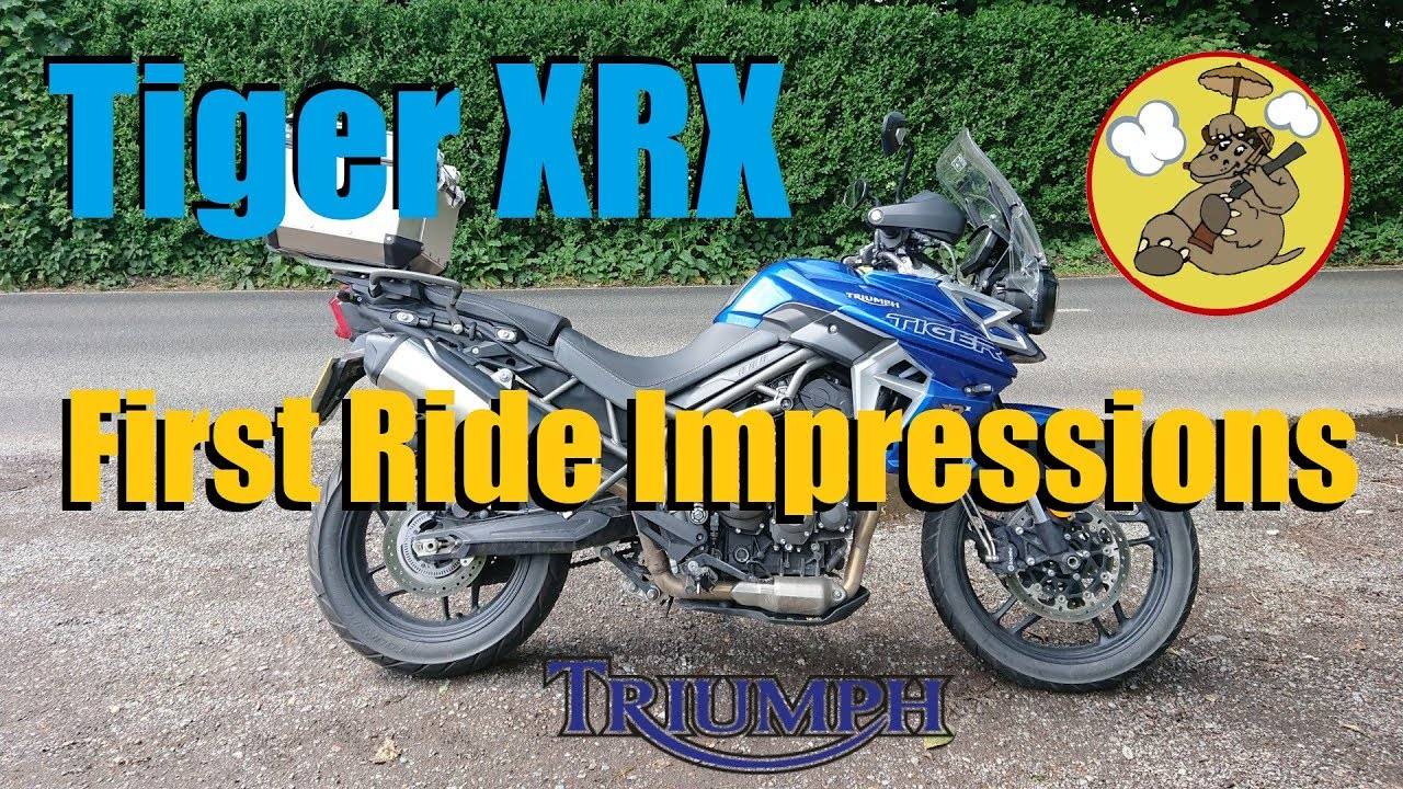 Triumph Tiger 800 Xrx Low Ride Height Variant Quick Ride Review