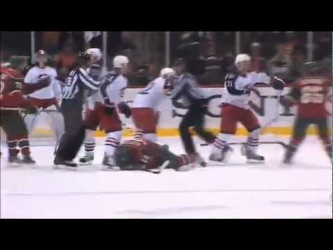 Every NHL Suspension of the 2011-12 Season [Part 2]