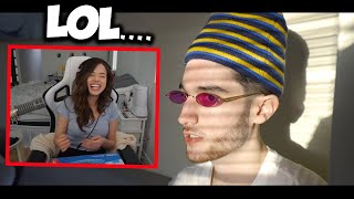 """Pokimane Reacts to """"It's Over"""" by Mome Boys"""
