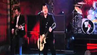 Green Day - Boulevard of Broken Dreams Live