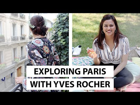 EXPLORING PARIS | Trip With Yves Rocher Canada (Part 1)