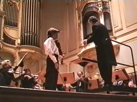 Kirill Troussov (Age10) Lalo Symphony Espagnole (1992)