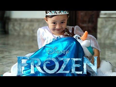 Happy Birthday Song   Lagu Selamat Ulang Tahun Anak   Ultah Tema Frozen   Frozen Fever