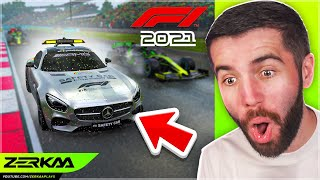 Safety Car RUINS My Race *CRASH* (F1 2020 My Team #34)