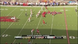 2014 Sam Houston State at Jacksonville State