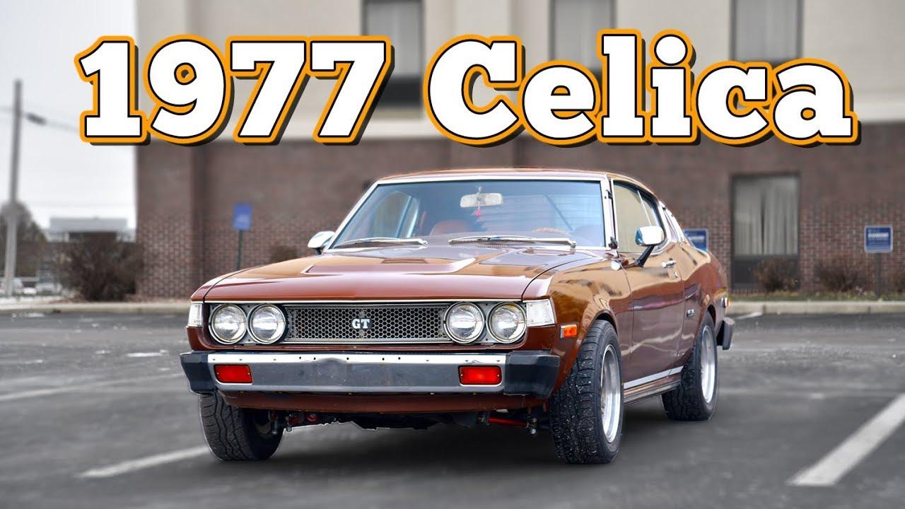1977 Toyota Celica Gt Regular Car Reviews