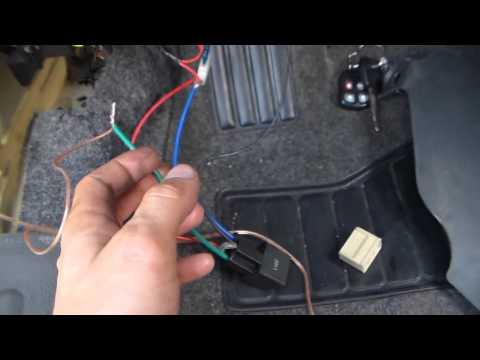 Ответ на вопрос:Установка привода(соленоида) открытия заднего багажника ланос сенс.