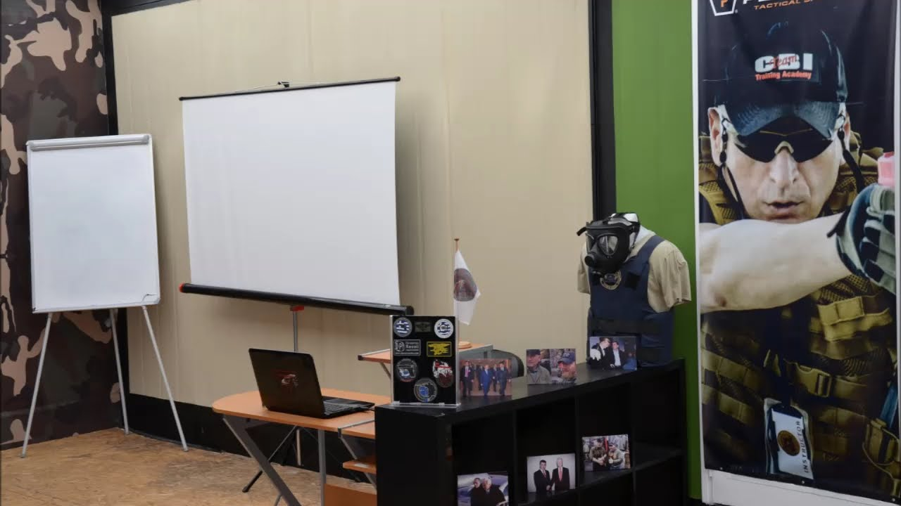 CBI Training Center in Greece