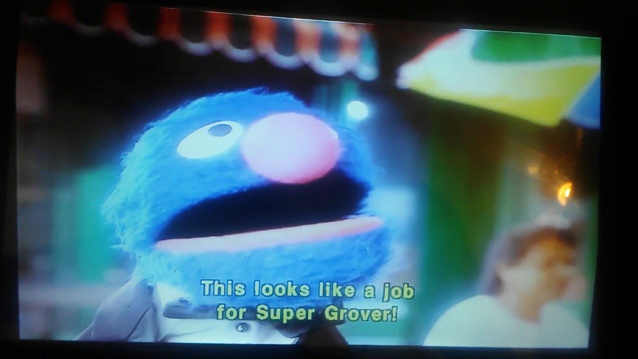 Elmo In Grouchland Super Grover Scene Youtube