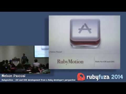 Rubymotion - iOS and OSX development from a Ruby developer's perspective