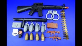 Toy gun Realistic Police | Gun toy (6)