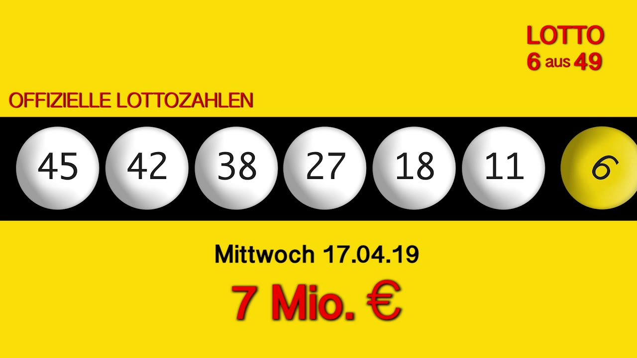 Lottozahlen 12.2.2021