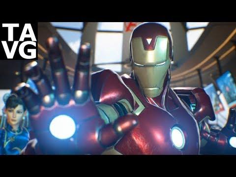 Chaos Emeralds ~ Marvel vs Capcom: Infinite (Story) pt 2 ~ TAVG Live Stream Highlights  