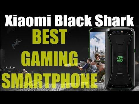 Xiaomi Black Shark - Best Gaming Smartphone 2018 - 동영상