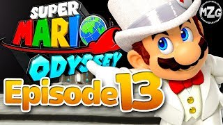 The Final Broodal Battle? Moon Kingdom! - Super Mario Odyssey - Episode 13