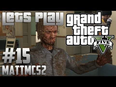 Grand Theft Auto 5 Let's Play Part 15 - Trevor Finds Michael (GTA V Walkthrough)