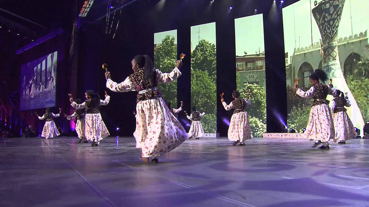 IFLC Australia - South Africa Dance (2015)