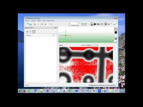 3d scanner VT ATOM configuration (with subtitles)