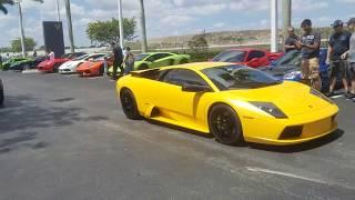 Lamborghini Murcielago! Nice Sound