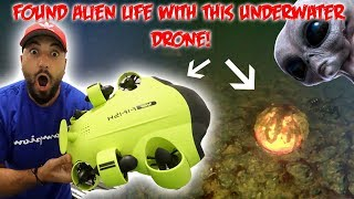 FOUND ALIEN LIFE WITH THIS UNDERWATER DRONE Area 51