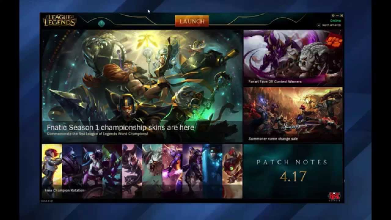 League of Legends not launching (how to fix) *outdated*