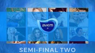 AVEM 21: Semi-Final Two (Recap)