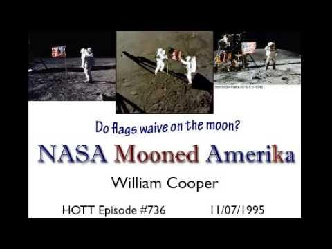 William Cooper NASA Mooned America - YouTube