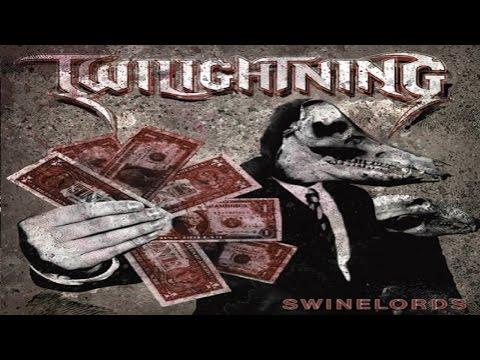 Twilightning - Swinelords (Full Album)