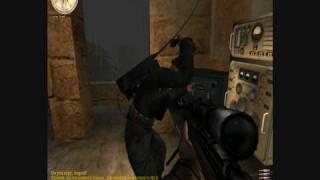 MOHAAB PC Walkthrough Part 25 -  Monte Battaglia Part 3