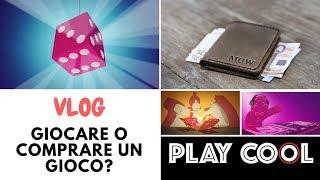 Vlog - Comprare un gioco o giocare un gioco? - lo sproloquio di Daniele Playcool