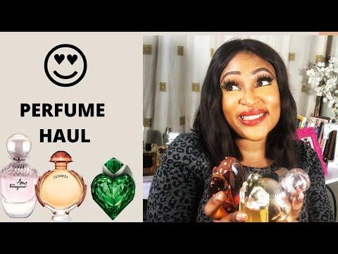 Perfume Collection:  Perfume Haul