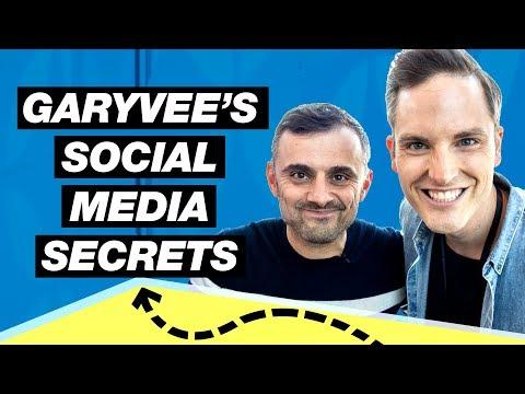 Gary Vaynerchuk's Social Media Secrets