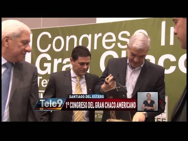 1° congreso del Gran Chaco Americano