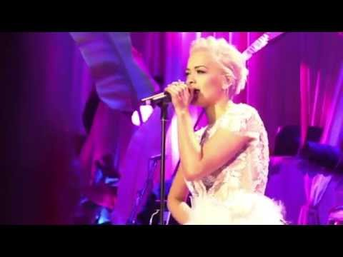 Rita Ora 'Play' Finding Neverland Songs From The Broadway Musical