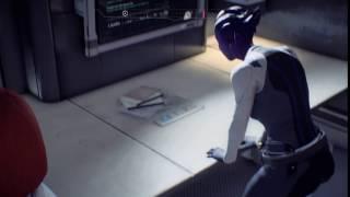 mass Effect: Andromeda Когда пытаешься  сделать вид что работаешь