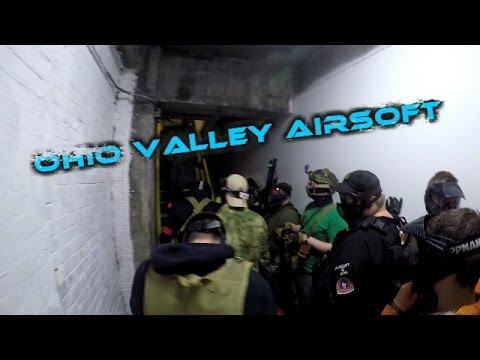 OHIO VALLEY AIRSOFT'S GRAND OPENING