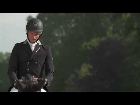 Live Dressage Leg 2 Wiesbaden 2018 Event Rider Masters
