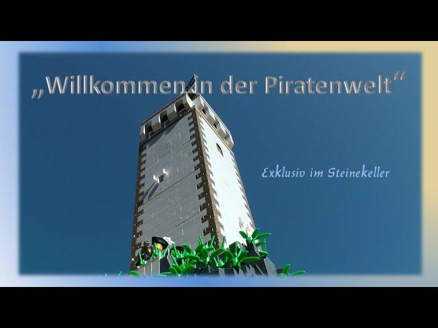 Willkommen in der Piratenwelt !