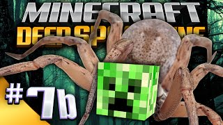 Minecraft - Deep Space Mine 7b - Eight Legged Creeper