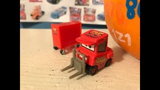 Disney Cars My Name Is Not Chuck Review (Forklift Friday!)