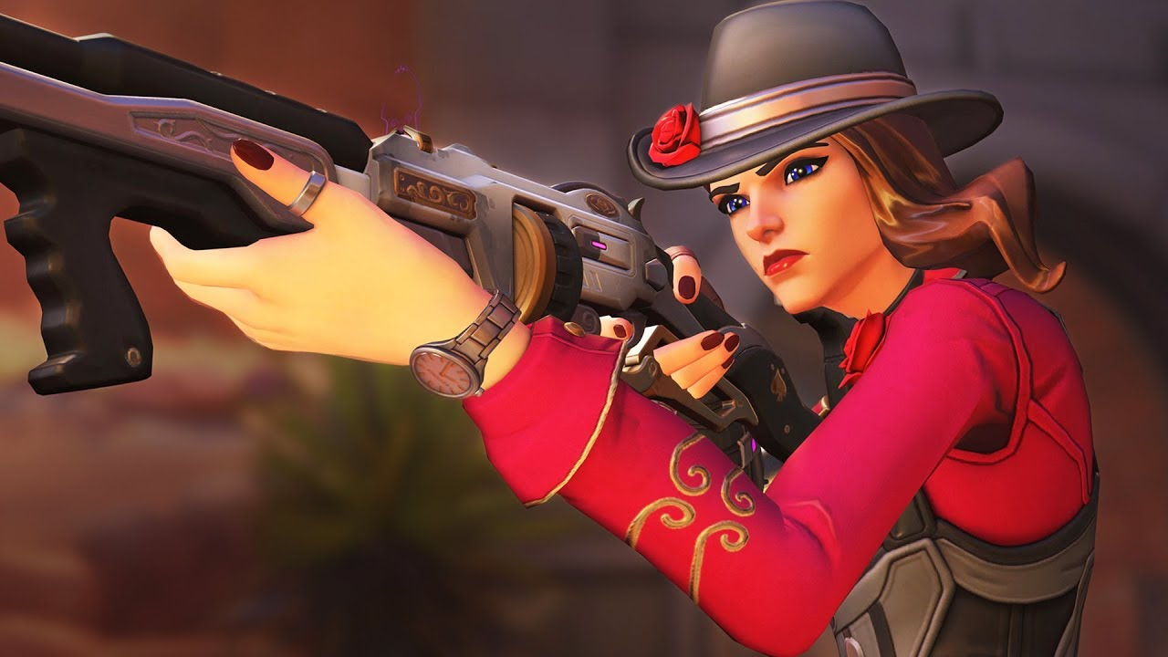 Ashe's cosmetics hit the PTR, includes skins, sprays, and ...