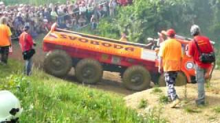 Truck Trial Mohelnice 2008 Tatra 8x8