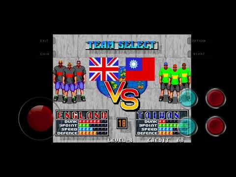 Arcade gameplay #3 street hoop |