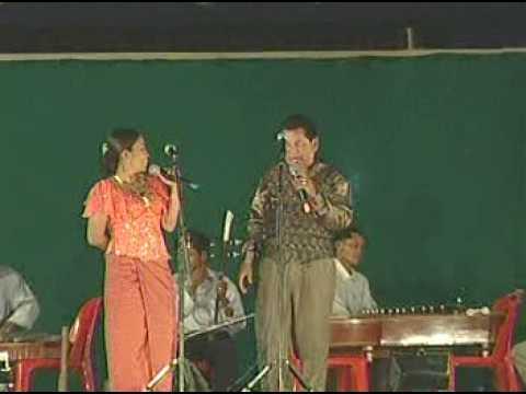 (4) Khmer A  yai,kam plaeng smean Manh (vs) 4