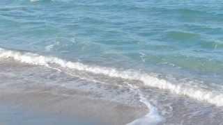 Поповка, Крым   2013(Пляж в Поповке, мелкий песчаный, с кристально чистой водой., 2013-09-26T17:29:20.000Z)