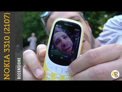 RECENSIONE Nokia 3310 (2017)
