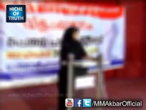tamil engineering lady converted to islam
