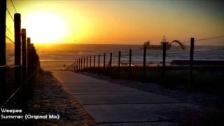 Weepee - Summer (Original Mix) [HD 1080p]