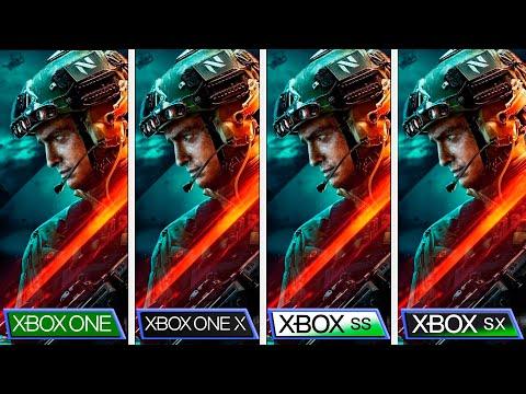 Графическое сравнение Battlefield 2042 на Xbox One и Xbox Series X | S – видна ли разница между поколениями